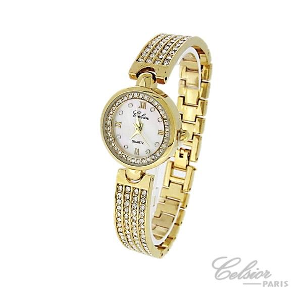 Montre strass Celsior