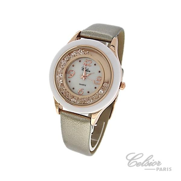 Montre strass Celsior Paris